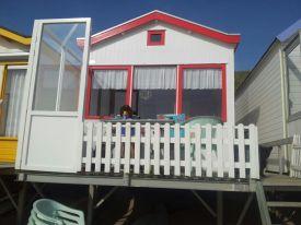 Strandslaaphuisje Strand , Koudekerke-Dishoek Zeeland